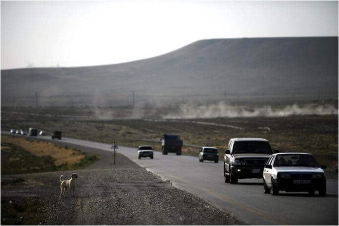 Highway Azerbaijan